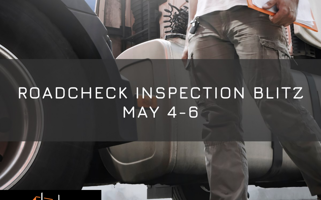 2021 International Roadcheck: May 4-6